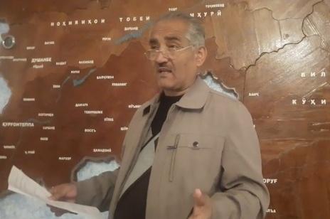 Абдукаххор Косим